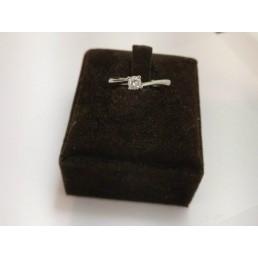 Inel de logodna cu diamant
