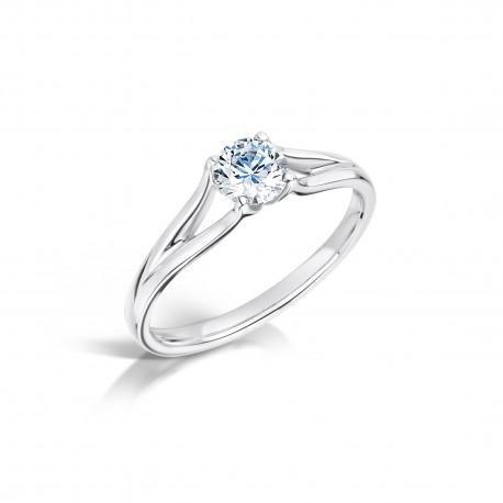 Inel de logodna cu diamant il0012